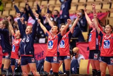 VIDEO – Handbal feminin: Norvegia a câştigat Campionatul European din Danemarca