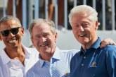 Trei foști președinți americani sunt dispuși să fie filmați când se vaccinează împotriva Covid-19