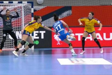 Handbal feminin: România a pierdut şi ultimul său meci de la EURO 2020, 24-35 cu Olanda