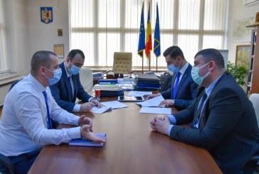 S-a semnat acordul de asociere între Consiliul Județean Maramureș și Primăria Sighetu Marmației în vederea realizării Variantei Ocolitoare Sighetu Marmației