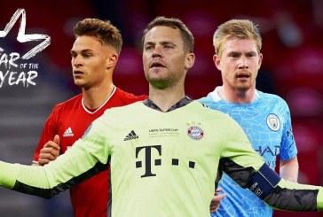 Eurosport a anunțat topul propriu al celor mai buni 10 jucători ai anului