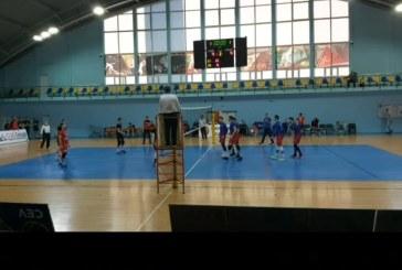 Volei masculin: Steaua București – Știința Explorări Baia Mare 3-1