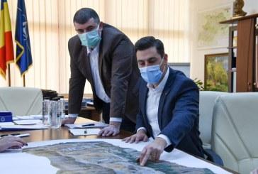 Consiliul Județean Maramureș a obținut o finanțare de 154 de milioane de lei pentru proiectul podului peste Tisa