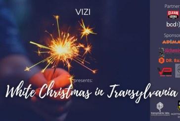 Vizi Imre prezintă White Christmas in Transylvania (VIDEO)