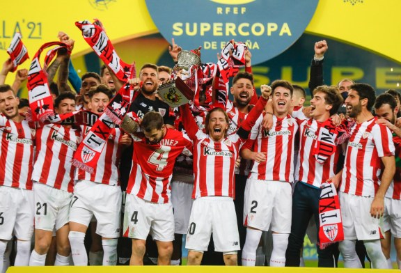 Athletic Bilbao a învins FC Barcelona și a cucerit Supercupa Spaniei