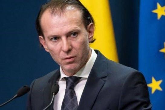 Florin Cîţu, despre tăierea sporurilor bugetarilor: aș fi mers puţin mai departe