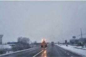 Info trafic: Ceață în Pasul Prislop
