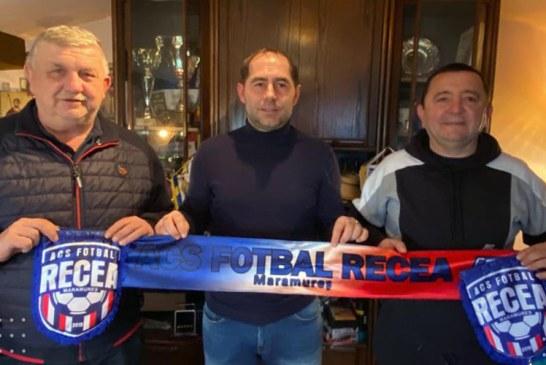 Fotbal: ACSF Recea are un nou antrenor