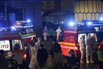 """Încă un pacient care fusese internat la """"Matei Balş"""" în pavilionul afectat de incendiu a decedat"""