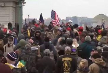VIDEO Incidente la Washington: Femeia care a murit miercuri a fost împuşcată de poliţia Capitoliului, precizează şeful poliţiei