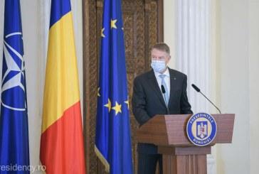 VIDEO – Iohannis: Sunt convins că vom continua, împreună cu noua administraţie americană, dezvoltarea Parteneriatului Strategic