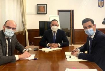 """Ionel Bogdan: """"Am primit asigurări că anul acesta Guvernul va finanța 90% din cheltuielile DGASPC Maramureș"""""""