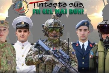 Au început înscrierile la Centrul Militar Județean Maramureș pentru învățământul liceal, postliceal și universitar militar