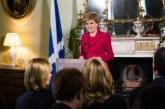 Naţionaliştii scoţieni au întocmit un plan pentru un nou referendum asupra independenţei