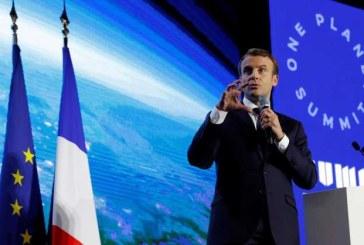 Preşedintele francez Emmanuel Macron a deschis summitul One Planet, consacrat biodiversităţii