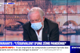Șeful Consiliului Științific din Franța: va trebui să intrăm într-o nouă carantină. Noile tulpini echivalează cu începutul unei noi pandemii.
