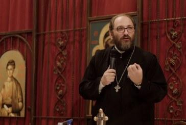Preotul Necula: a crede că vaccinul e o încălcare a unei dogme e periculos