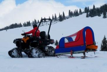 Zeci de accidente pe pârtiile de schi din Maramureș în ultimele ore