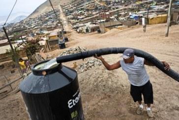 Paradoxurile accesului la apă în Lima, capitala deşertică a Peru, aflat pe locul opt în lume în privinţa resurselor hidrologice