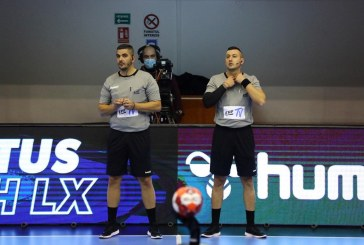 Handbal feminin: Bulgarii Yovchev și Yonchev vor arbitra duelul dintre CS Minaur și Astrakhan