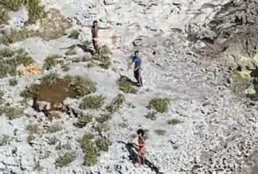 VIDEO Trei cubanezi au fost salvaţi după ce au supravieţuit pe o insulă pustie hrănindu-se cu nuci de cocos timp de 33 de zile