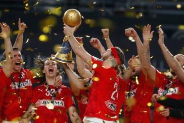 Danemarca a câştigat medalia de aur la Campionatul Mondial de handbal masculin