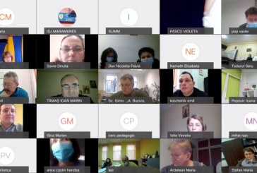 IȘJ Maramureș, întâlnire cu directorii din județ pe tema reluării cursurilor