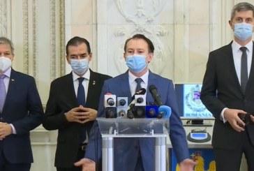 Miniștrii PNL s-au plâns în ședința BEX că sunt sabotați de cei de la USR PLUS