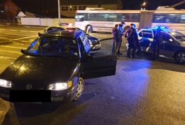 Incredibil: Un tânăr din Târgu Lăpuș a furat o mașină pe care a condus-o până în Baia Mare. Cum a fost prins