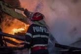 La sfârșit de săptămână: Șase incendii izbucnite în gospodăriile maramureșenilor