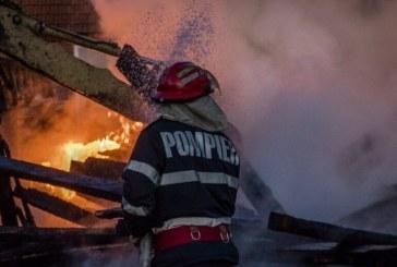 În ultimele zile: Incendiile în serie în Maramureș
