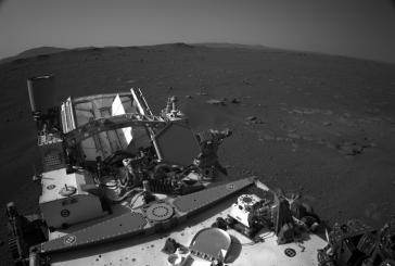 Primele imagini video de pe Marte transmise de roverul Perseverance