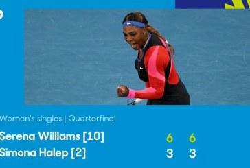 Simona Halep a ratat calificarea în semifinala competiției Australia Open