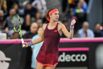 Sorana Cîrstea o învinge pe Petra Kvitova, numărul 8 mondial, și se califică în turul al treilea la Australian Open