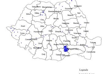 INSP: Tulpina UK a coronavirusului circulă deja în jumătate din județele țării și există o probabilitate mare de a cuprinde întreg teritoriul României