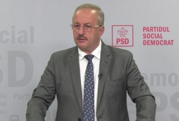 Vasile Dîncu: Mi-ar plăcea ca politica să se dezobişnuiască de demagogie la noi