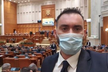 Senatorul PNL Maramureș, Cristian Niculescu Țâgârlaș, a votat pentru eliminarea pensiilor speciale acordate parlamentarilor