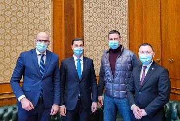 """Florin Alexe, deputat PNL Maramureș: """"Protecția mediului este una dintre prioritățile echipei liberale"""""""