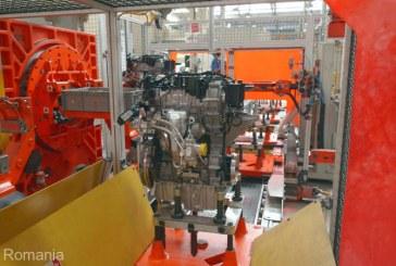 Ford a produs 1,5 milioane de motoare EcoBoost 1 litru la uzina din Craiova