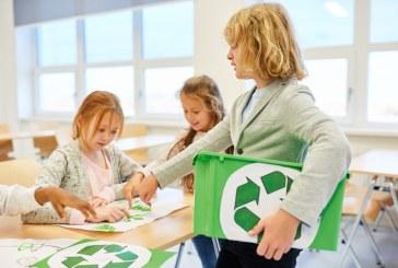 Plan cadru: Educaţia pentru mediu să fie introdusă în învăţământul primar şi gimnazial din 2022