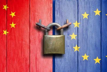 Acordul comercial UE – China, amenințat de valul de sancțiuni