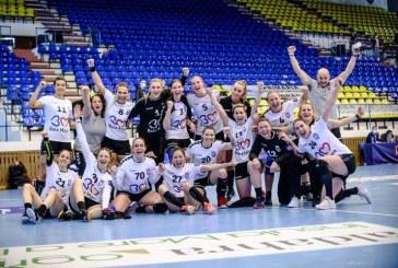 Handbal feminin: Activ Prahova Ploiești – CS Minaur Baia Mare: 24-32