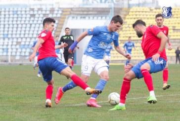 Fotbal – Liga a II-a: Victorie la scor pentru Recea în meciul cu Târgu Jiu