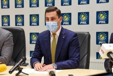 ALEGERI – Ionel Bogdan, (re)ales președinte al PNL Maramures (VIDEO)