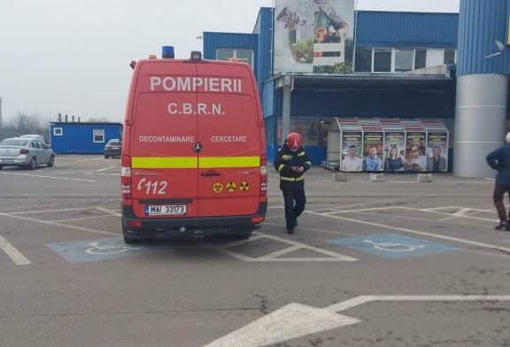UPDATE – Alertă: Magazinul Metro din Baia Mare a fost evacuat (FOTO)