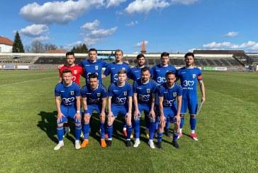 Fotbal: CS Minaur pierde la Oradea, dar înfrângerea nu schimbă mult datele problemei