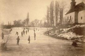 Din istoria orașului: Patinoar pentru băimăreni acum 100 de ani(FOTO)
