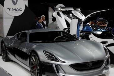 Porsche îşi va majora participaţia la constructorul croat de automobile electrice Rimac