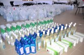 Comuna Fărcașa, acord de sprijin cu Ministerul Muncii, în contextul pandemiei: 480 de persoane vor primi produse de igienă