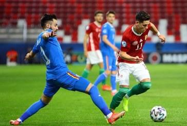 Fotbal: Victorie dramatică a României, 2-1 cu Ungaria, la Campionatul European Under-21